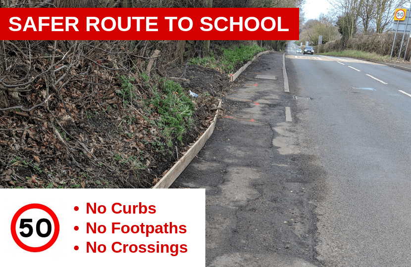 Labour Safer Route to School