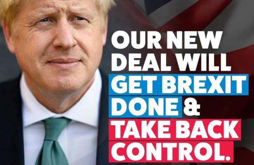 Prime Minister secures a new Brexit deal