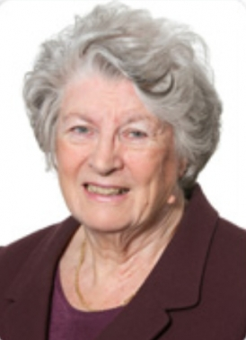Cllr Veronica Fletcher